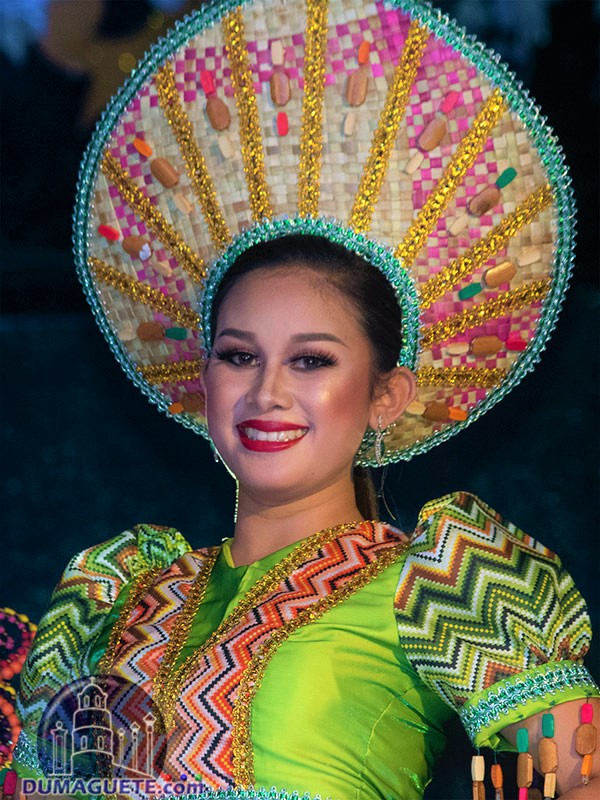Miss Pandanyag 2019 - Production Number - Native Costume