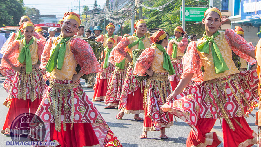 Darohanon Festival 2019 - Dumaguete City - Street Dancing