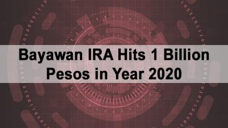 Bayawan IRA Hits 1 Billion Pesos in Year 2020