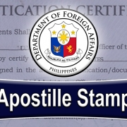 How to Get an Apostille Stamp in the Philippines