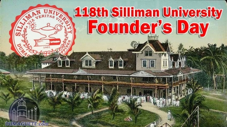 118th Silliman University Founder's Day – Schedule of Activities