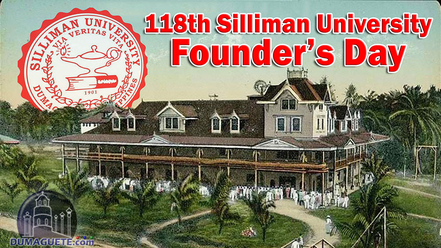 118th Silliman University Founder's Day - Silliman Founder's Day 2019