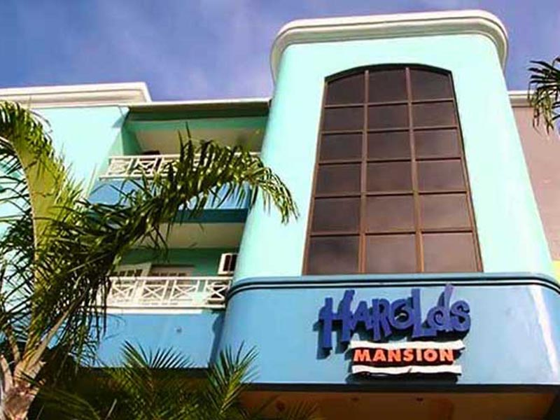 Harold's Mansion Guest House in Dumaguete City