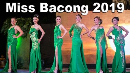 Miss Bacong 2019