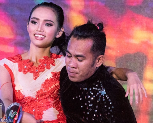 Miss Bacong 2019 - Talent