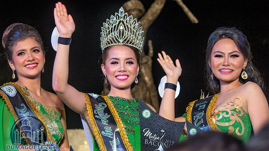Miss Bacong 2019 - Winners