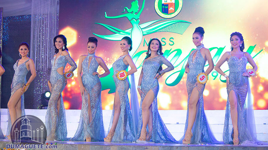Miss Tanjay 2019 - Negros Oriental - Evening Gown