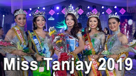 Miss Tanjay 2019 – Coronation Night