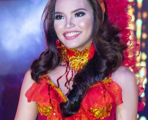 Miss Tanjay 2019 - Negros Oriental - Production