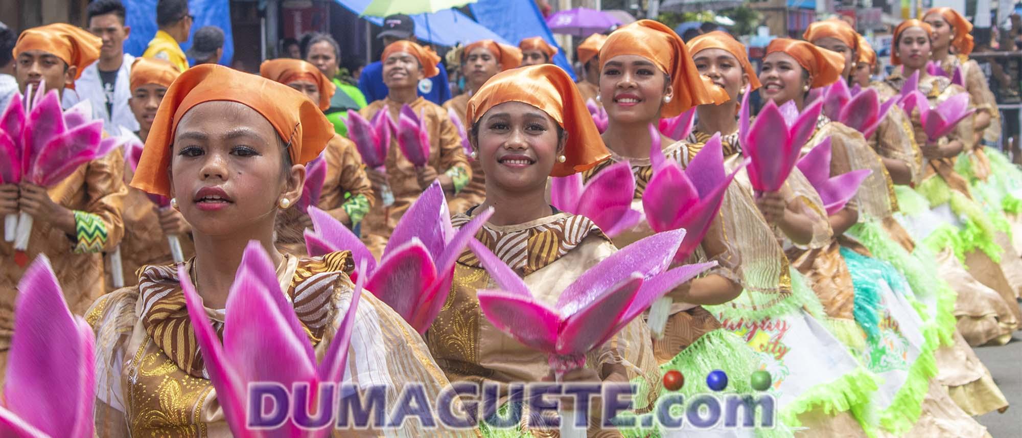 Sinulog Festival 2019 in Tanjay City - Street Dancing