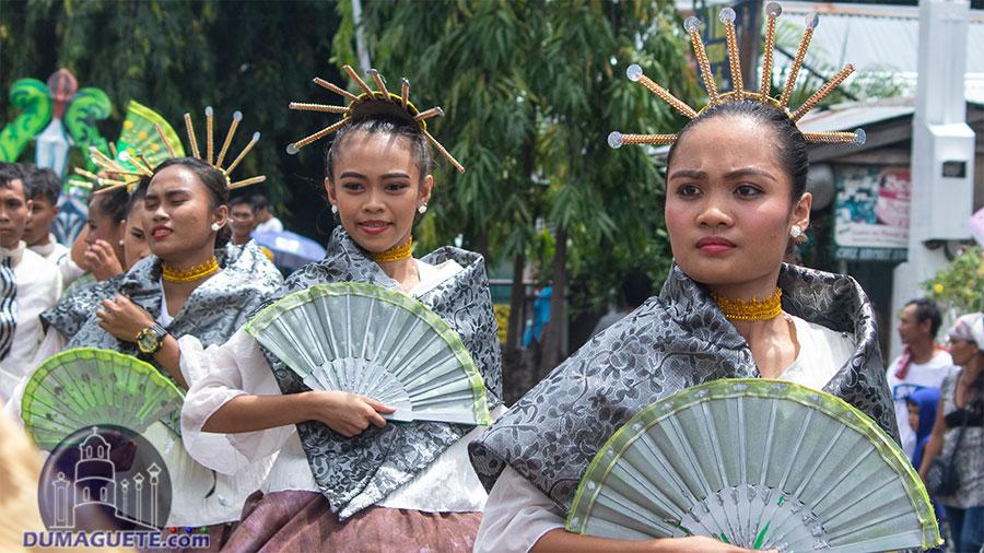 Sinulog Festival 2019 - Tanjay City - Street Dancing