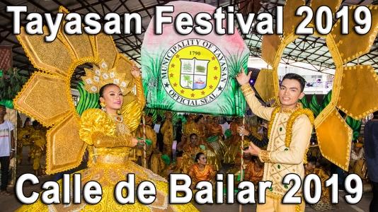Calle de Bailar Festival 2019 – Video