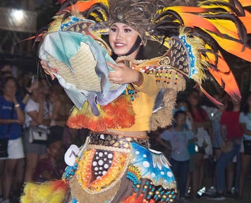Festival king and Queen - Hibalag Festival 2019