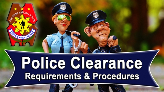 How to get a Philippine Police Clearance – Video