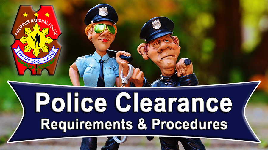 How to get a Philippine Police Clearance (UPDATE)