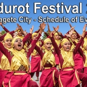 Dumaguete City Sandurot Festival 2019 - Schedule of Events