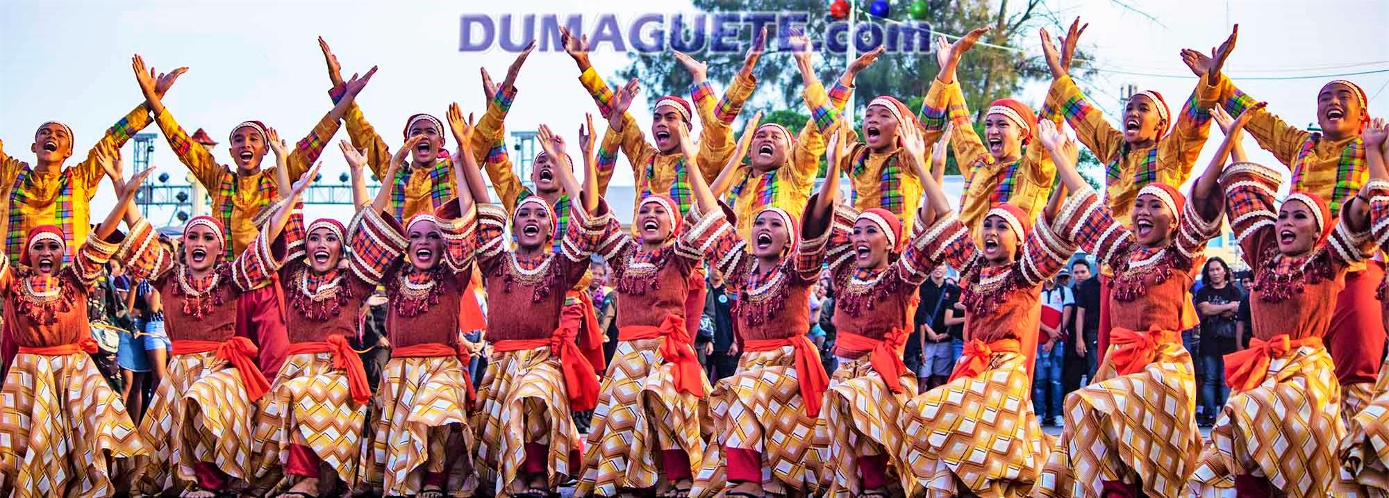 Dumaguete City - Sandurot Festival 2019 - Showdown