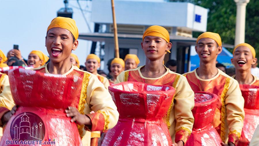 Dumaguete City - Sandurot Festival 2019 - Street Dancing Parade