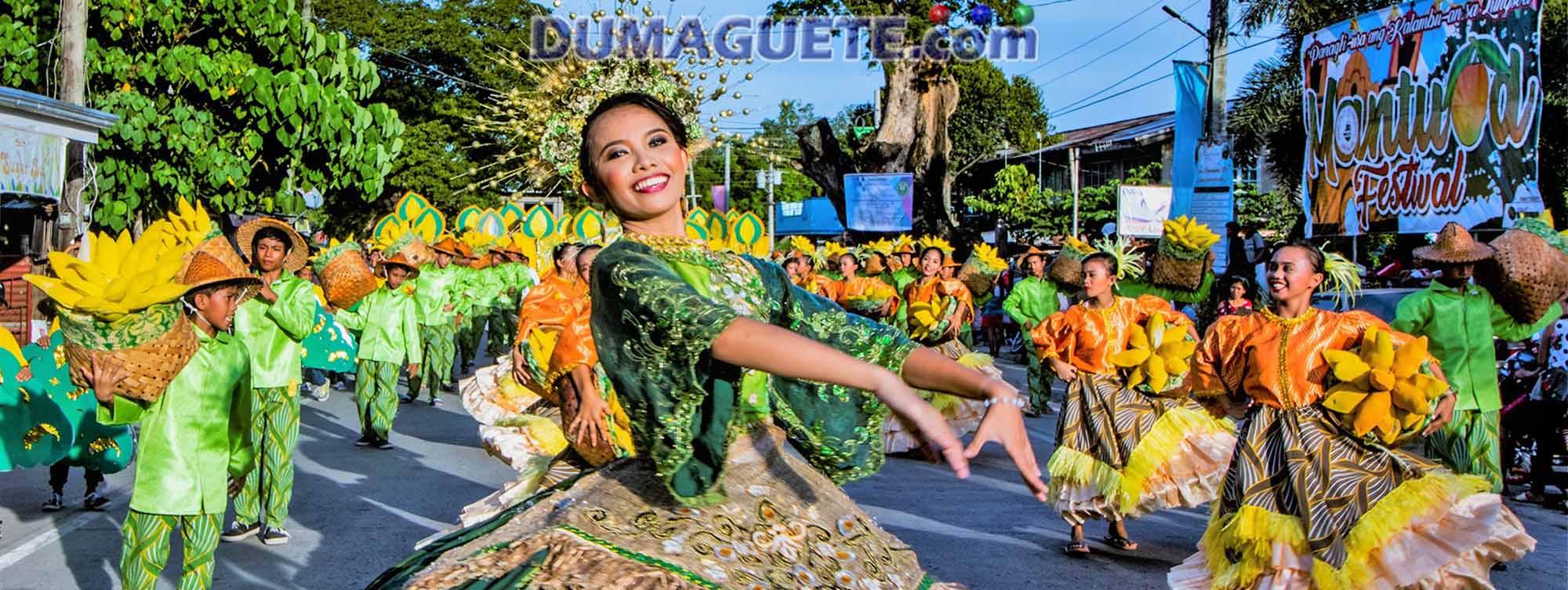 Manjuyod - Mantuod Festival 2019 - Negros Oriental