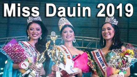 Miss Dauin 2019