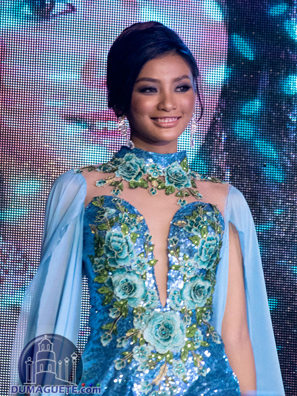 Miss Dauin 2019 - Evening Gown
