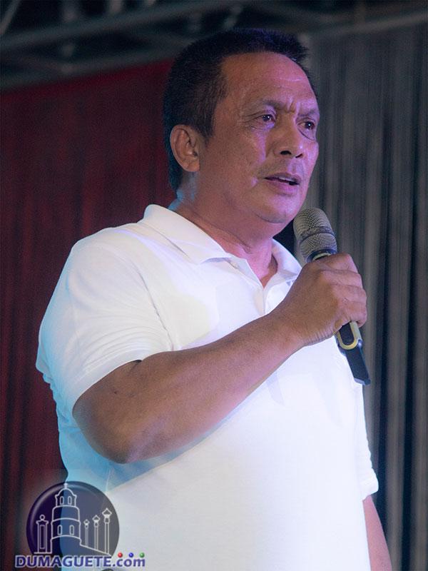 Miss Dauin 2019 - VIP Roel Ragay Degamo-Governor-Negros-Oriental