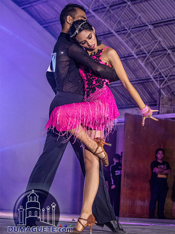 Buglasan 2019 - Dancesport Competition - Rumba