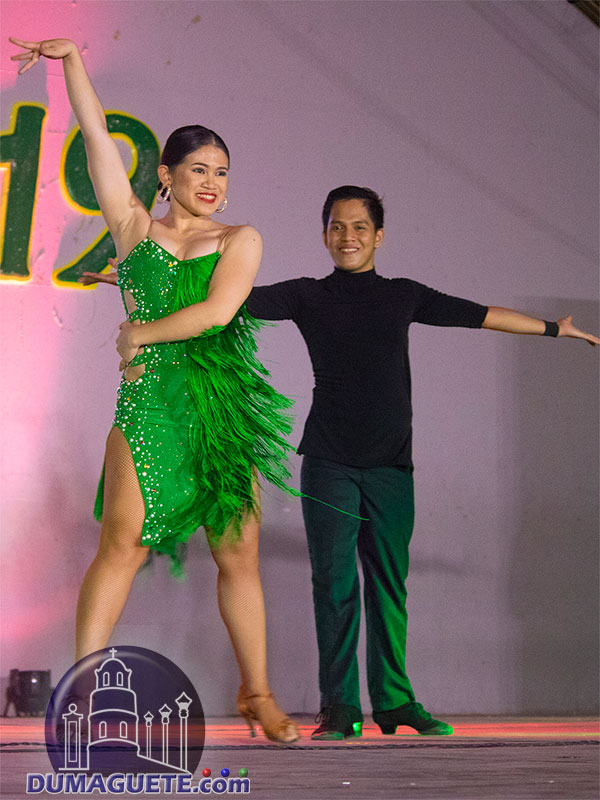 Buglasan 2019 - Dancesport Competition - Cha Cha