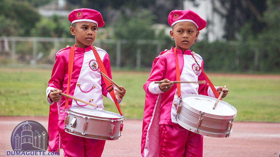 Buglasan 2019 - Elementary Marching Band Competition