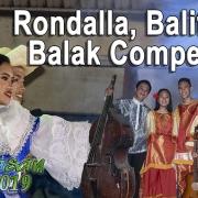 Buglasan 2019 - Rondalla, Balitaw, & Balak Competition