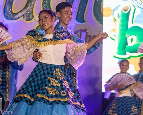 Buglasan Festiva 2019 - Folk Dance Competition - Negros Orietnal
