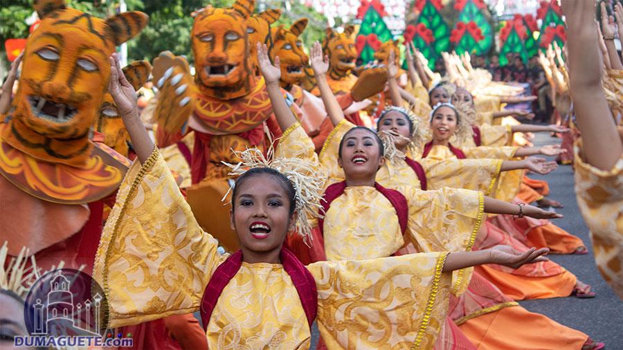 Buglasan Festival 2019 - Street Dancing