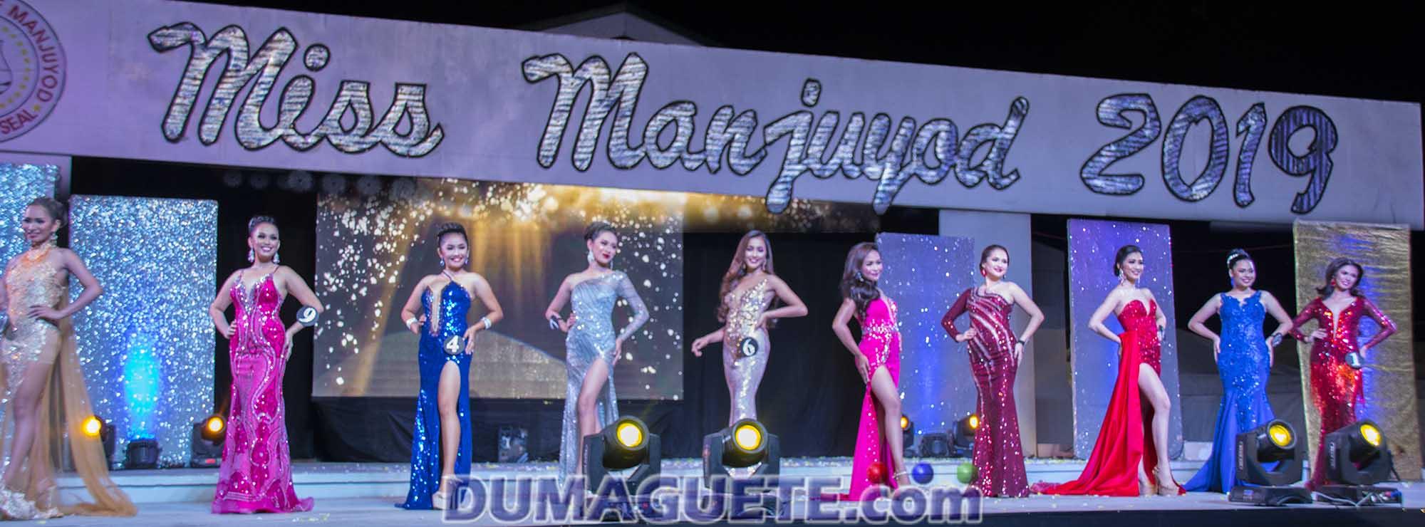 Miss Manjuyod 2019 - Coronation Night - Evening Gown