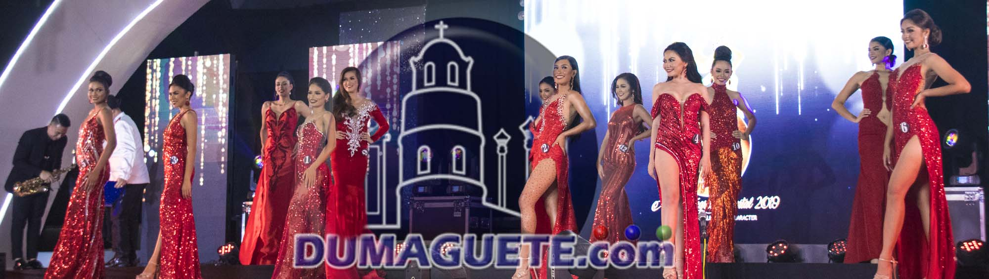 Miss Negros Orietnal 2019 - Evening Gown
