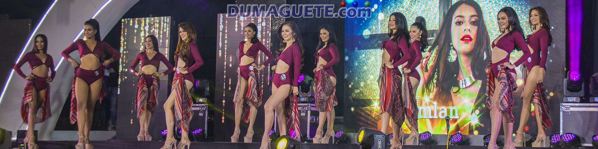 Miss Negros Orietnal 2019 - Swim Wear Competition