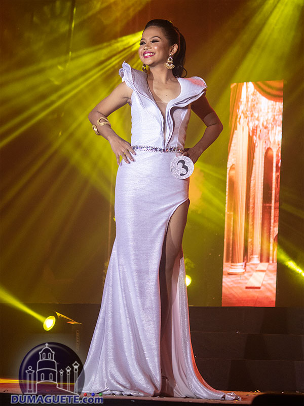 Miss Valencia 2019 - Evening Gown
