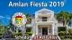 Amlan Fiesta 2019 - Schedule of Activities - Negros Oriental