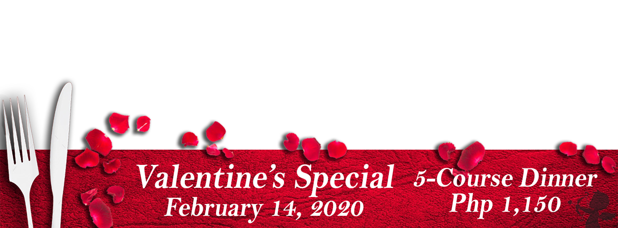Casablanca Restaurant - Dumaguete City - 2020 - Valentine's Dinner