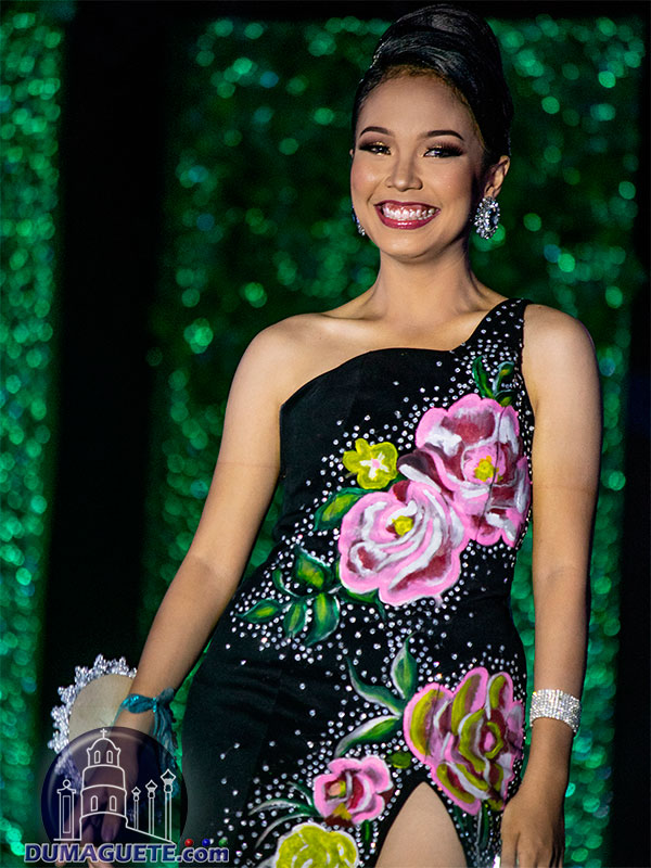 Miss Jimalalud 2020 - Evening Gown