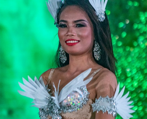 Miss Jimalalud 2020 - Production Number