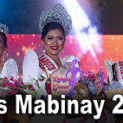 Miss Mabinay 2020 (Langub Festival Queen) Negros Oriental