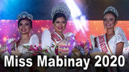 Miss Mabinay 2020