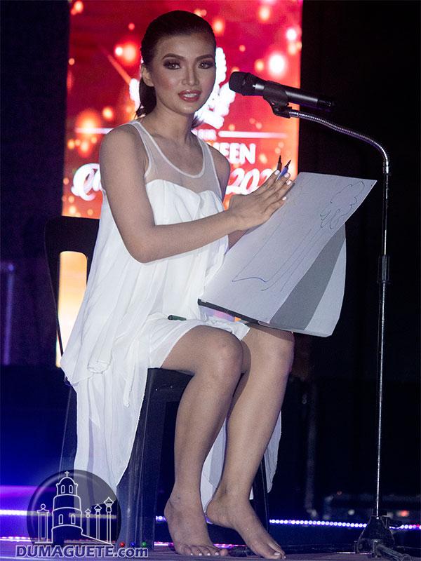 Miss Mabinay 2020 - Talent