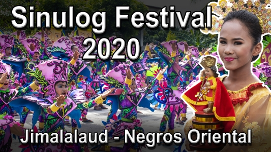 Sinulog Festival 2020 – Video