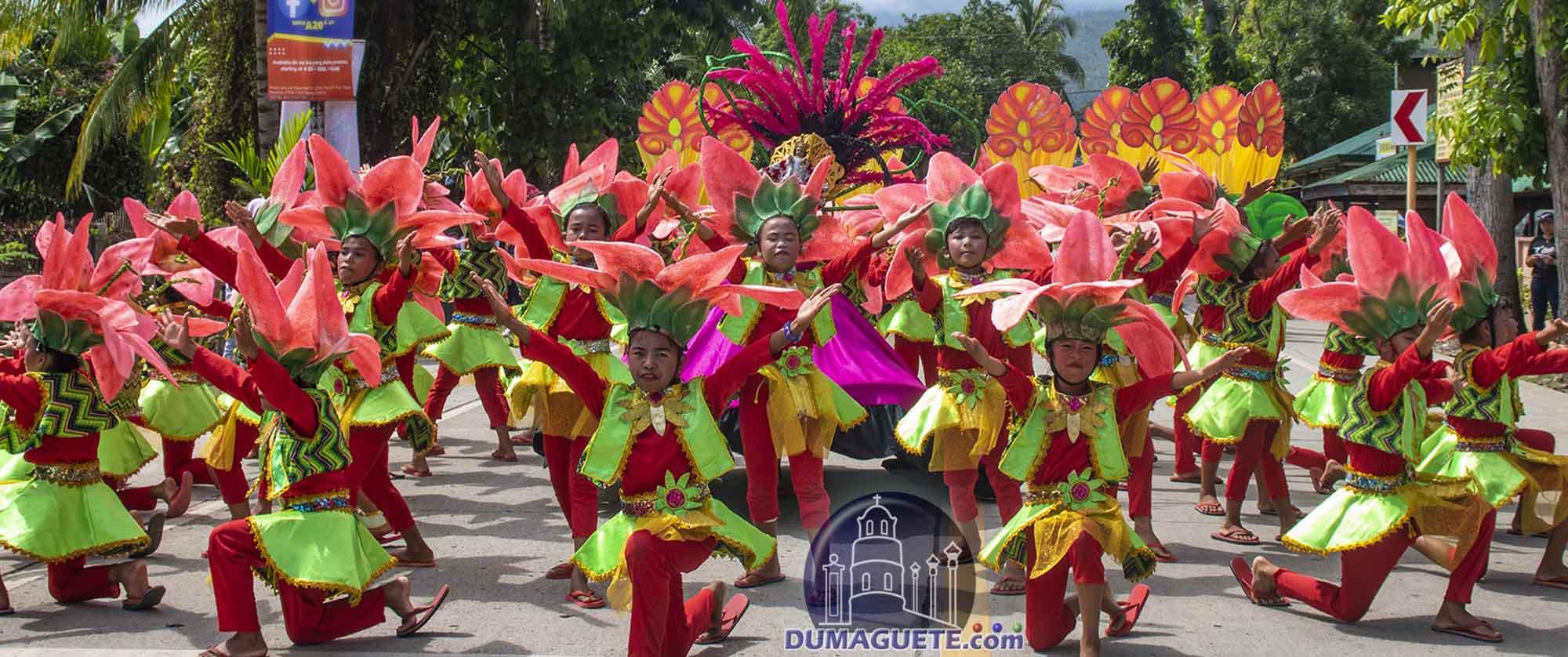 Sinulog Festival 2020 in Jimalalud - Negros Oriental