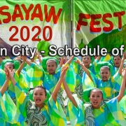Canlaon City Fiesta 2020 & Pasayaw Festival 2020 - Schedule of Events