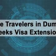 Chinese Travelers in Dumaguete Seeks Visa Extension