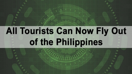 All Tourists Can Now Fly Out of the Philippines – DOTr