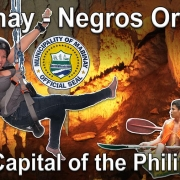 MABINAY - Cave Capital of the Philippines (Negros Oriental) - Video