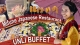 Mifune Japanese Restaurant - UNLI BUFFET in Dumaguete City (Philippines) - Video